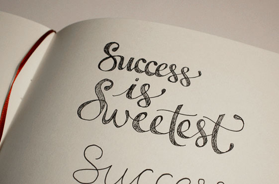 Claire Coullon // Success is Sweetest